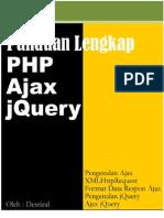 Panduan Lengkap PHP Ajax jQuery