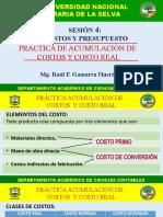 SESION 04 PRACTICA ACUMULACION DE COSTOS