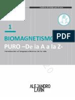 Manual Biomagnetismo Puro