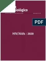 Boletim Hiv-Aids 2020