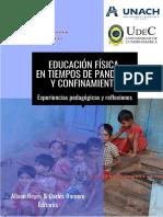 EDUCACIÓN FÍSICA EN TIEMPOS DE PANDEMIA Y CONFINAMIENTO