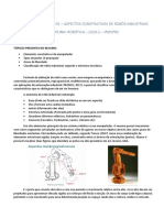 T2 - Robótica - resumo - Eliasibe Alves