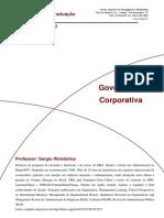 PE Governança Corporativa