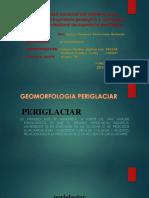 Geomorfologia Periglacial Expo