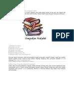 186723578 Download Contoh Makalah Lengkap Gratis