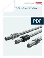Bosch Rexroth Guidage a Billes Sur Arbres 2015 02 Fr