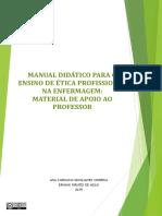 Manual Didático para o ensino de Ética Profissional na Enfermagem