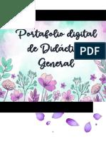 Jnny Lopz Portafolio Didáctica General