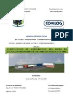 Mémoire QHSE-Gestion de déchets industriels