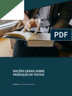 Leitura e Produção Textual - Unidade 3