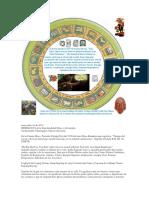 mes de julio sagrado calendario maya