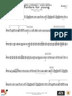 FANFARE_YOUNG - Trombón Bombardino Fagot
