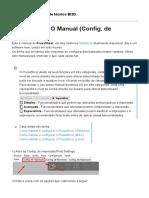 PrusaSlicer - O Manual (Config. de Impressão)