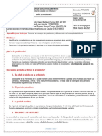 Guía 6° Sociales II Prehistoria