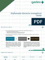 Diplomado derecho energético - GN