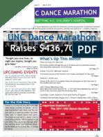 UNC-DM March Newsletter