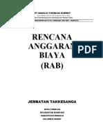 RAB Box Culvert & Schedul