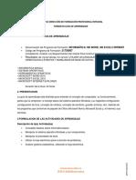 GUIA_DE_APRENDIZAJE INFORMATICA WORD EXCEL E INTERNET