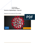 Pandemia coronavirus COVID-19