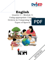 English 8_Q3_Mod4_Using Appropriate Cohesive Device in Composing Various Types of Speech Validated v2 2-18-2021