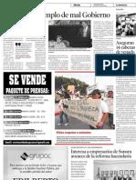01-03-11 Interesa a Empresarios Avances en Reforma Hacendaria