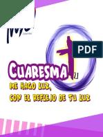 Invitación Cuaresma