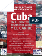 Zaballa Argüelles. Cuba en América Latina y El Caribe