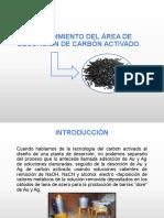 18. Desorción de Carbón Activado