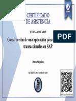 Obtener_certificado_de_asistencia_del_Webinar-291020_Webinar_Construcción_de_una_aplicación_para_carga_de_datos_transaccionales_en_SAP_9069