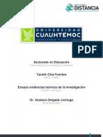 Chía_ Yaneth_ Evidencias teóricas de la investigación