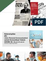 Materi strategi komunikasi