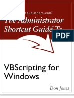 Scripting guide