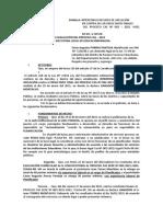 RECURSO DE APELACION CESAR PORRAS