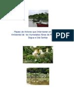 Mapeo de actores que intervienen en la Gestión Ambiental de los Humedales Abras de Mantequilla, La Segua e Isla Santay.PDF