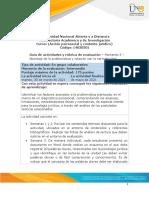 Guía de actividades y rúbrica de evaluación – Momento 3 – Abordaje de la problemática y relación con la normatividad. (1)
