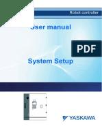 DX200 System Setup