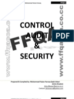 Control, Audit and Security - ACCA F1