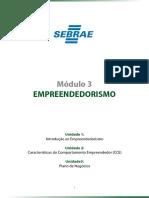 SIM Sebrae Empreendedorismo Modulo3