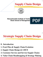 Strategic Supply Chain Design