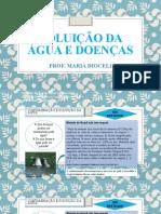 POLUIÇÃO DA ÁGUA E DOENÇAS