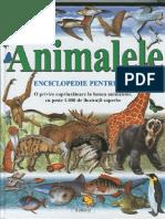 Atlas Animale-Enciclopedie Pentru Copii