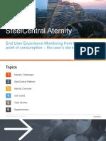 SteelCentral Aternity Customer Presentation