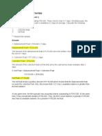 FINMAN - MODULE 5 ACTIVITIES
