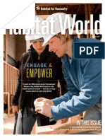 Habitat World March 2011