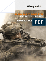 Aimpoint Catalog 2020 - LE and Military Products