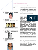 6- EXAME FÍSICO REGIONAL