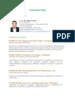 Curriculum Jose Luis Rojas S.