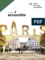 Paris Accessible 2019 2020