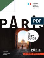 Paris Le City Guide 2019 2020
