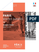 Paris Visites Guidees 2020 2021